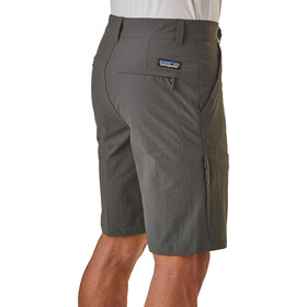 "Patagonia Stonycroft 10"" Shorts Hombre, forge grey"
